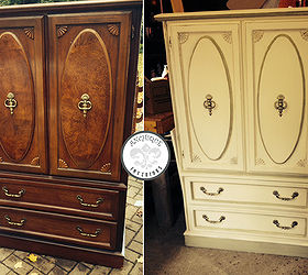 Exceptional Painted Vintage Furniture, Chalk Paint, Painted Furniture
