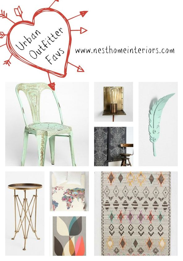 favorite finds urban outfitters, home decor