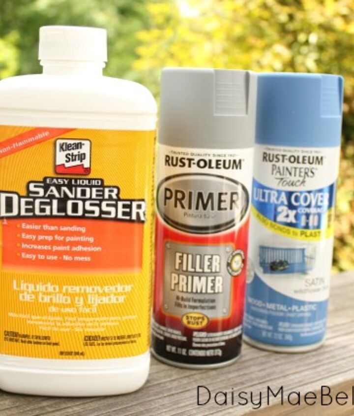 I used these products to get the finish I was looking for.