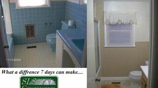q bathroom update, bathroom ideas, home improvement