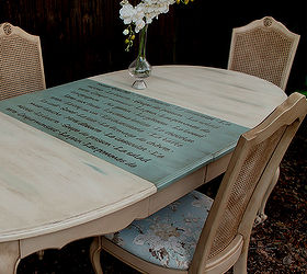 Furniture Stenciling French Menu Lettering Stencil, Painted Furniture, Read  Full How To Here