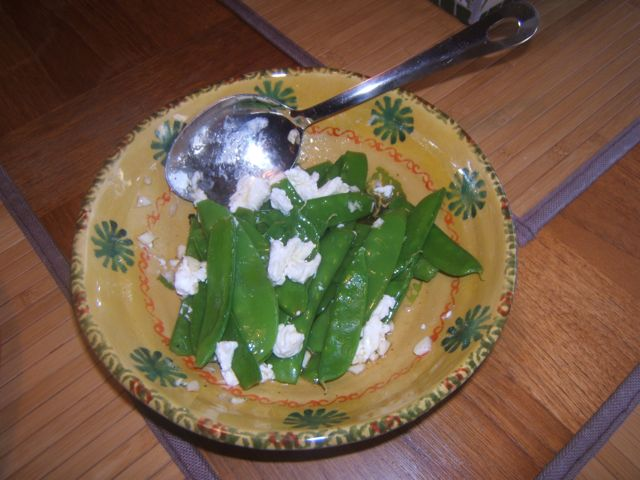 growing great peas, gardening