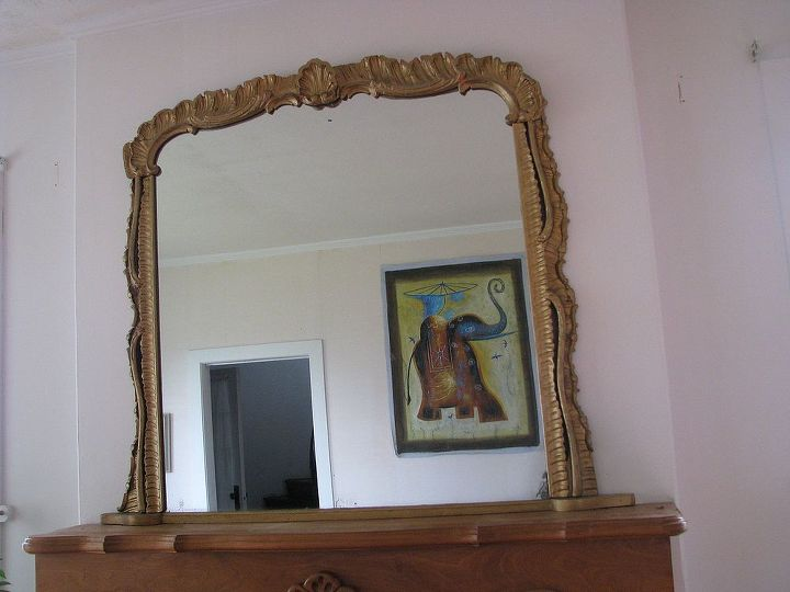 any ideas about this mirror and how much it could worth, home decor