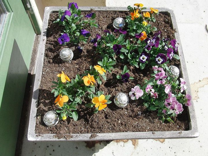 i planted doorknobs, gardening