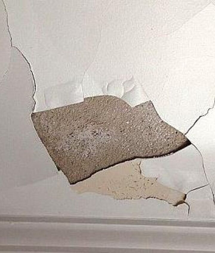 q how to fix plaster walls, home maintenance repairs, how to