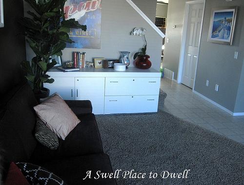 living room reveal, home decor, living room ideas