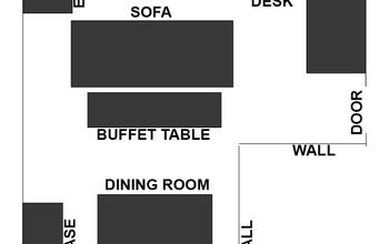 got a question for the interior decorators in our little hometalk family i am having, dining room ideas, home decor, My living dining room