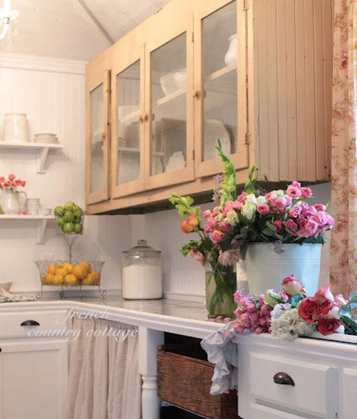 building a vintage inspired farmhouse kitchen, home decor, kitchen design