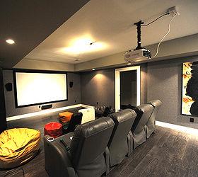 Modern Basement Renovation, Basement Ideas, Home Decor, Home Improvement