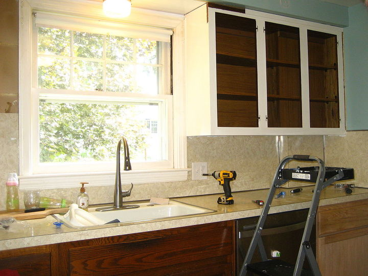 Removing Old Laminate Backsplash | Hometalk