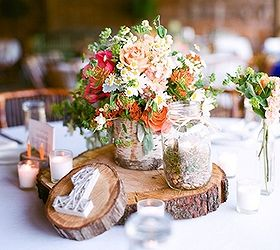 Rustic Wedding Decorations DIYStyle Hometalk