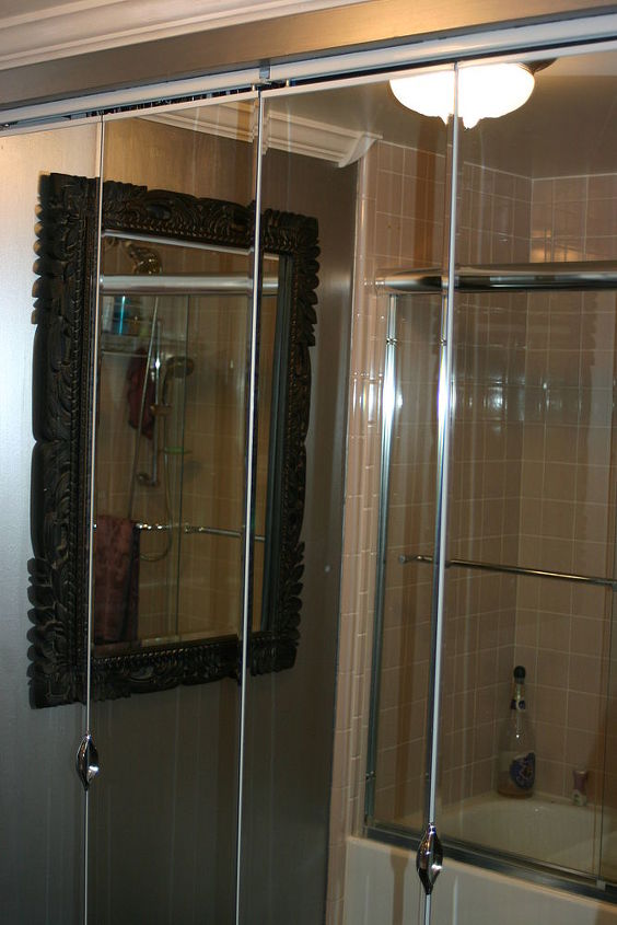 Replacing Shower Curtain With Door