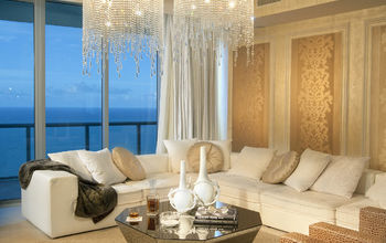 5 big home d cor trends for 2014, bathroom ideas, foyer, home decor, living room ideas, Statement Lighting Contemporary Living Room by Miami Interior Designers Decorators DKOR Interiors Inc Interior Designers Miami FL