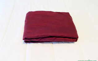 how to fold sheets the easy way, cleaning tips