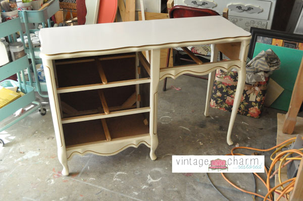 how to unify mismatched furniture with paint, painted furniture