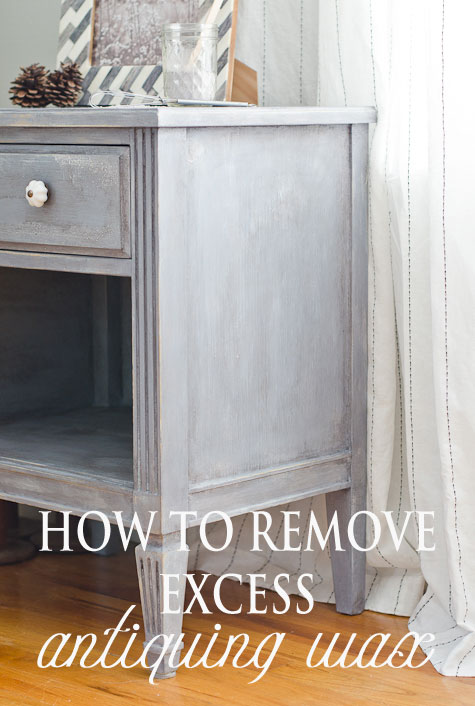 when antiquing goes wrong, painted furniture, Easy tip for fixing your  painted furniture when - When Antiquing Goes Wrong! Hometalk