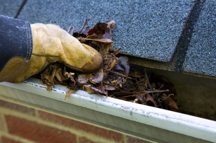 are your gutters blocked or just look tired and old, curb appeal