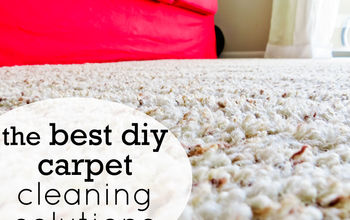 The Best DIY Carpet Cleaners