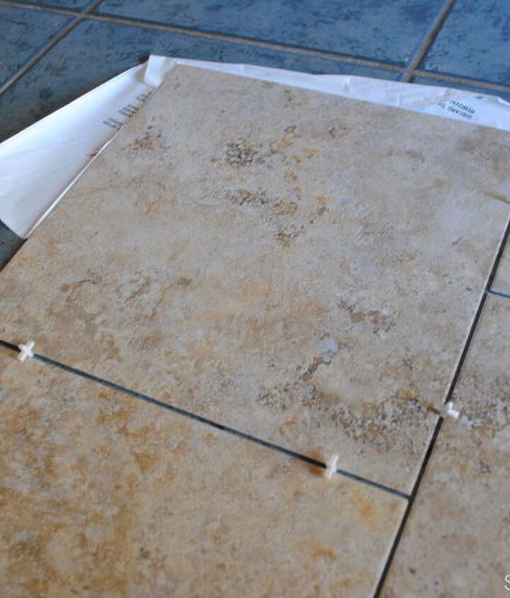 installing groutable luxury vinyl tile, flooring, tile flooring, tiling