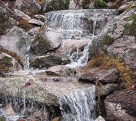 Pondless Waterfall Transforms Backyard in NH