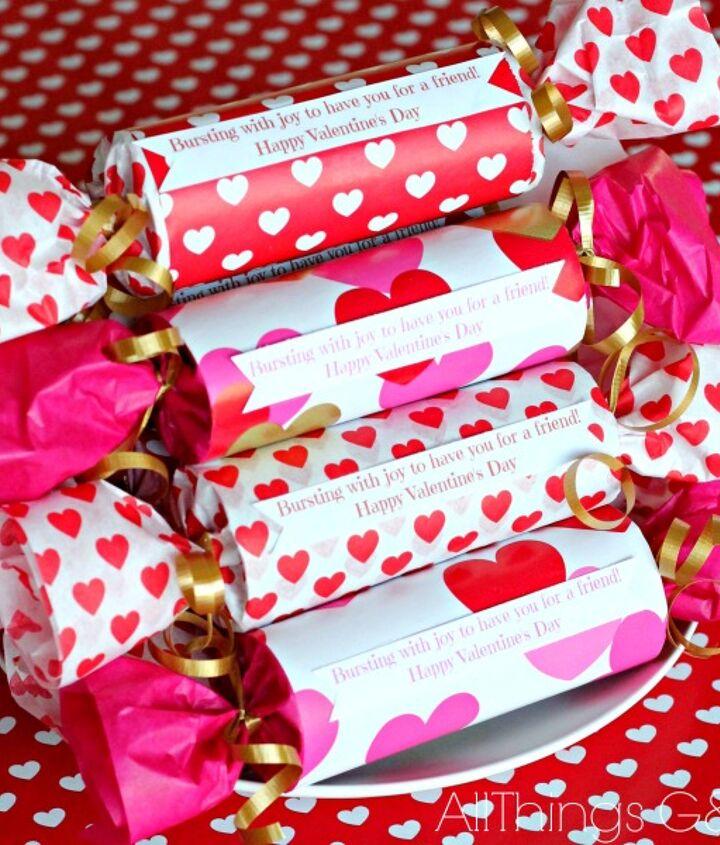Easy Diy Valentine Poppers Hometalk