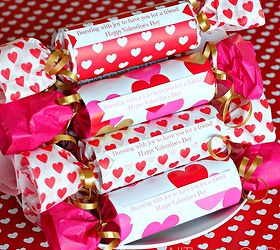 Easy Diy Valentine Poppers, Crafts, Repurposing Upcycling, Seasonal Holiday  Decor, Valentines Day