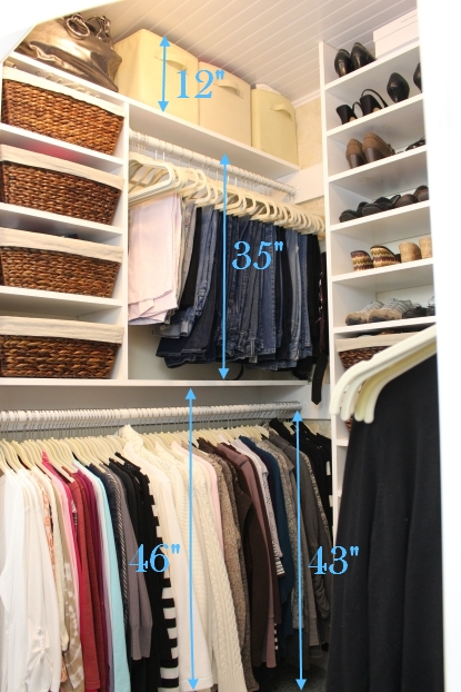 how a girl built her closet, bedroom ideas, closet, diy, how to, shelving ideas