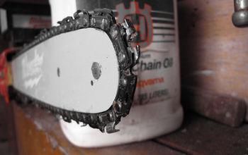 Me & My Chain Saw :: Chain Saw Maintenance