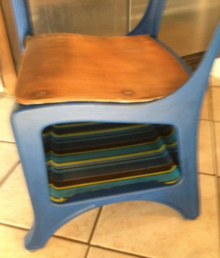 old school charm, chalkboard paint, crafts, decoupage, painting, repurposing upcycling