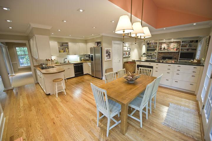 kitchen remodel west chester pa, doors, home decor, home improvement, kitchen design, living room ideas, Remodeled kitchen