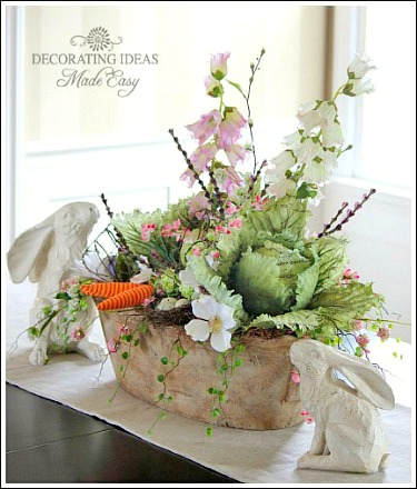 To me, the picking an attractive floral container sets the tone of the whole arrangement.