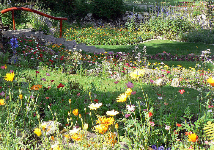 a visit to the cascades of time garden banff canada, flowers, gardening, landscape, outdoor living