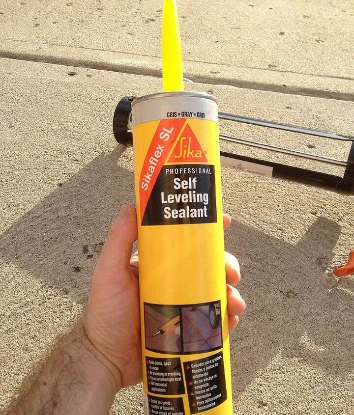 Sika makes a great sealant that you can use with a caulking gun