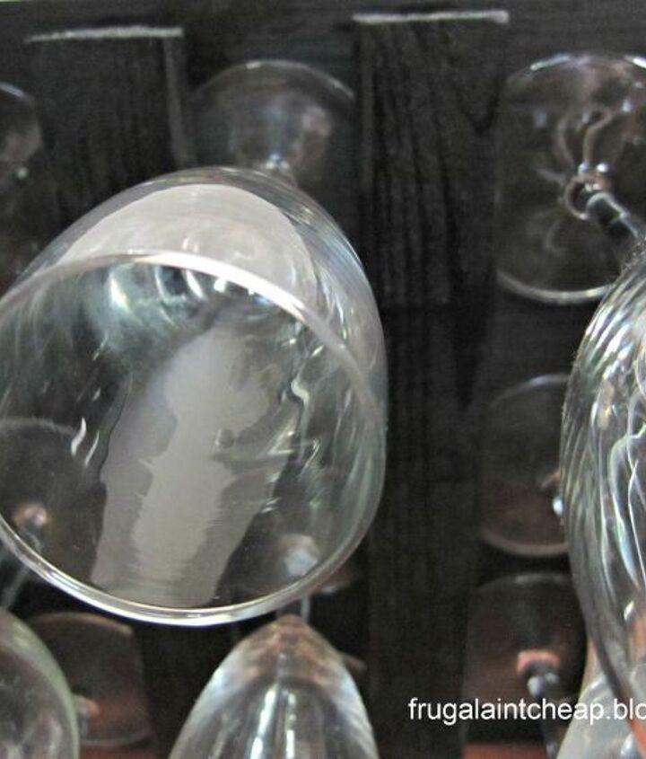 diy wine glass holder, crafts, storage ideas