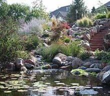 taking a water garden and landscape project from concept to design to reality, landscape, outdoor living, ponds water features
