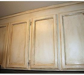 painting over oak cabinets without sanding or priming hometalk rh hometalk com sanding and painting kitchen cabinets cost of sanding and painting cabinets