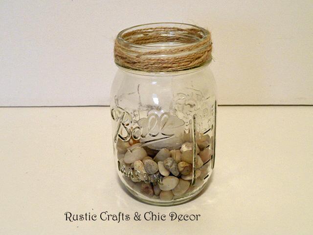 mason jar citronella candle holders, crafts, mason jars