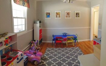 Playroom Makeover: Four Kids | One Room