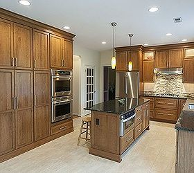 Transitional Kitchen With Dura Supreme Cabinetry, Home Decor, Kitchen Design