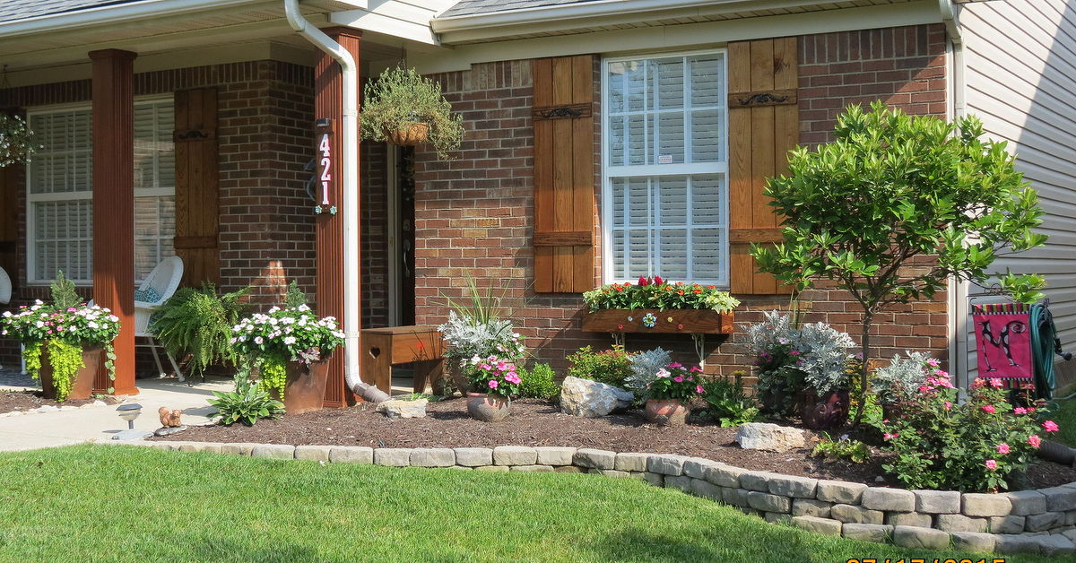 How To Boost Your Curb Appeal On A Budget Hometalk