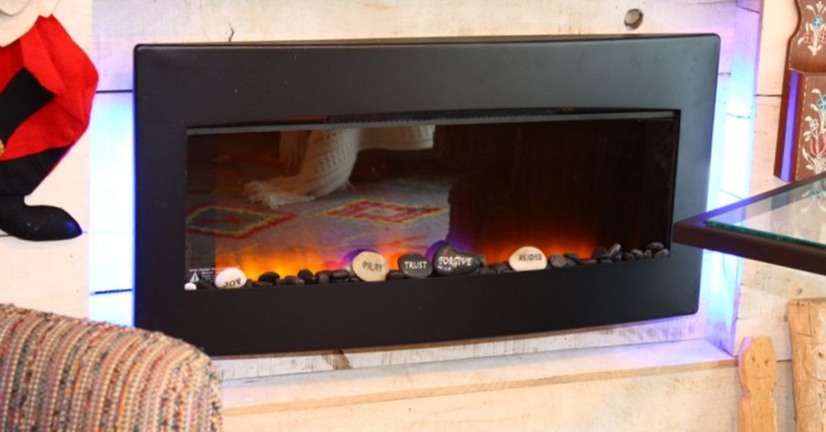 Diy A High End Look With An Inexpensive Fireplace Hometalk