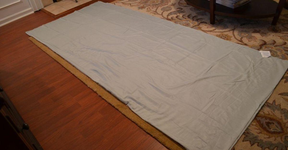 diy bed crown crib canopy tutorial hometalk