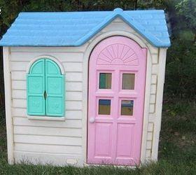 Playhouse To Pump House
