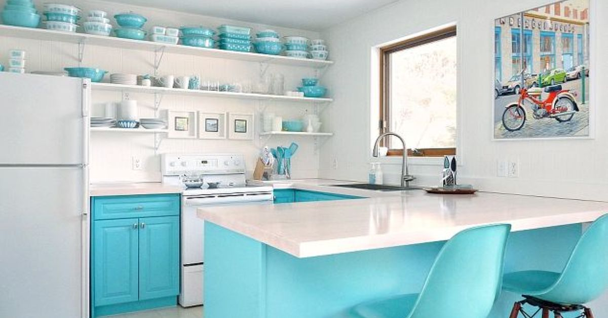 13 Kitchen Paint Colors People Are