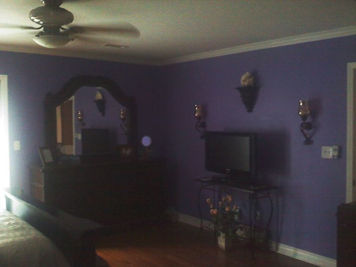 other side of the master bedroom
