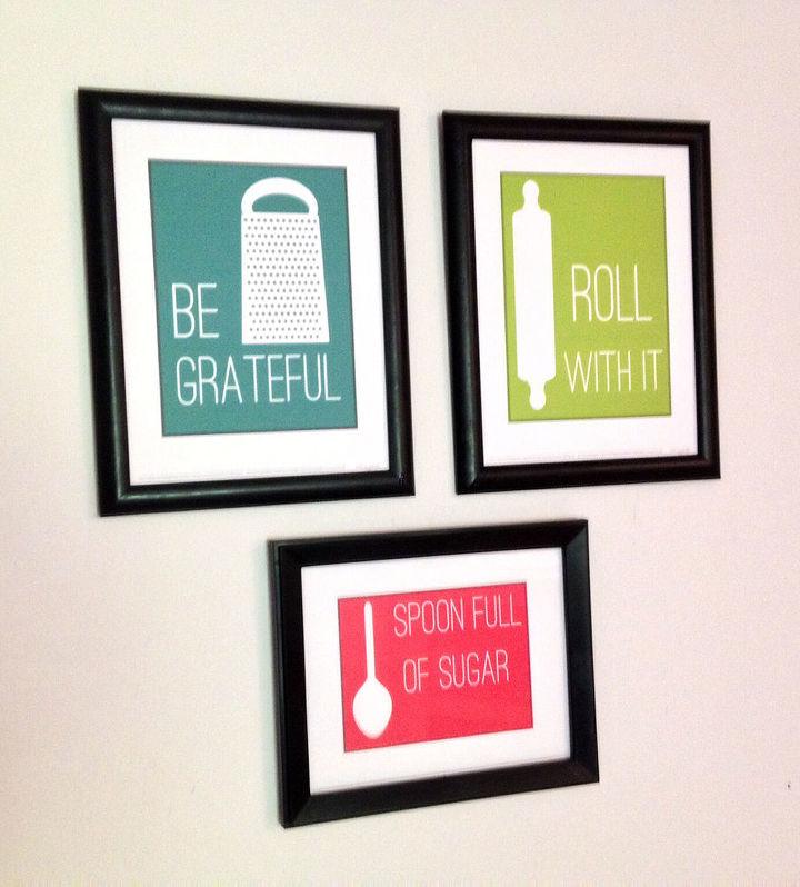diy wall art, home decor