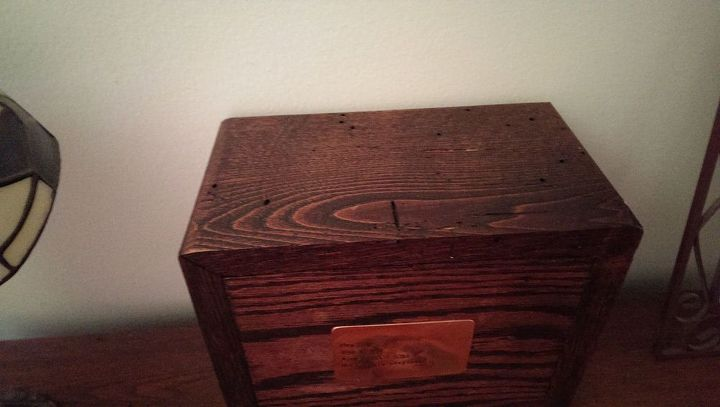 making an urn for my beloved greyhound dale, diy, how to, woodworking projects