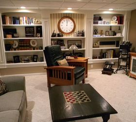 My Basement Media Room Man Cave, Basement Ideas, Entertainment Rec Rooms,  Home Decor