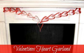 Valentines Heart Garland!