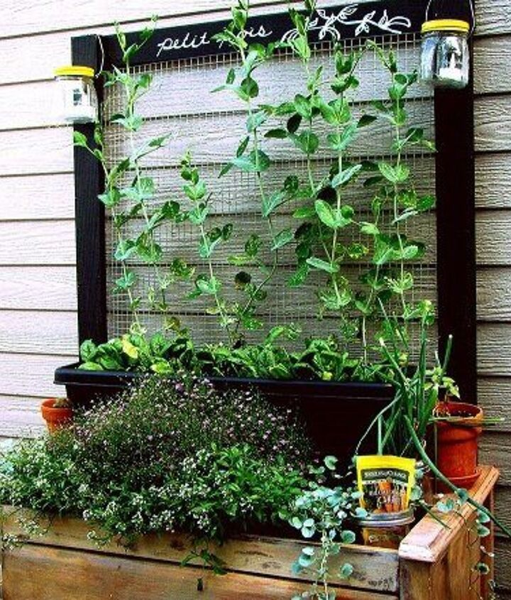 great home amp yard idea s, gardening, mason jars, outdoor living, repurposing upcycling